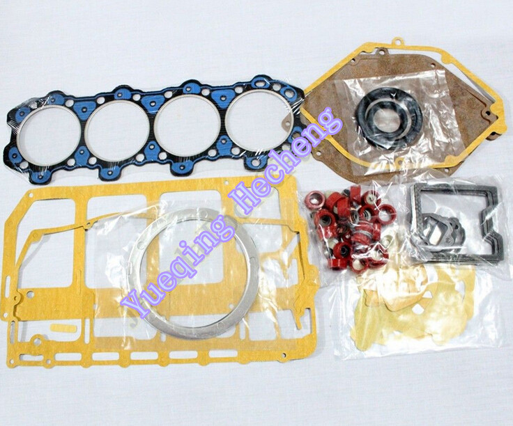 657-34280 Complete Full Overhaul Gasket Kit For LPW/LPWS4 Engine engine genset water pump 751 41022 for alpha lpw lpws lpwt