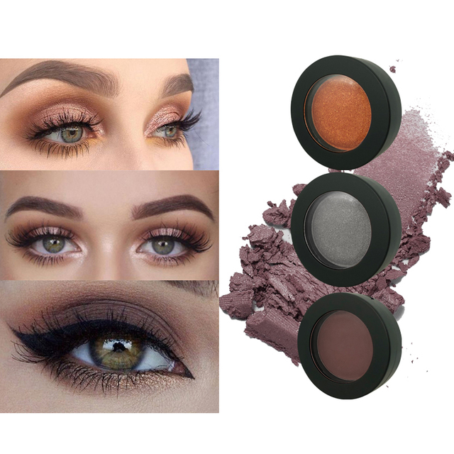Aojoc 10 Colors Naked Eye Shadow Palette Eyeshadow Shadow Shade For