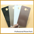 10pcs/lot,Original Rear Glass Housing For Samsung Galaxy A5 2016 A5100 Back Cover Battery Door Case +LOGO ,Black/White/Gold/Pink