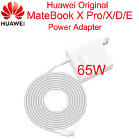 CP81 USB PD 65W SuperCharge Original Huawei MateBook X Pro D E Power Adapter MagicBook MateBook 13 charger quick charge 3.0