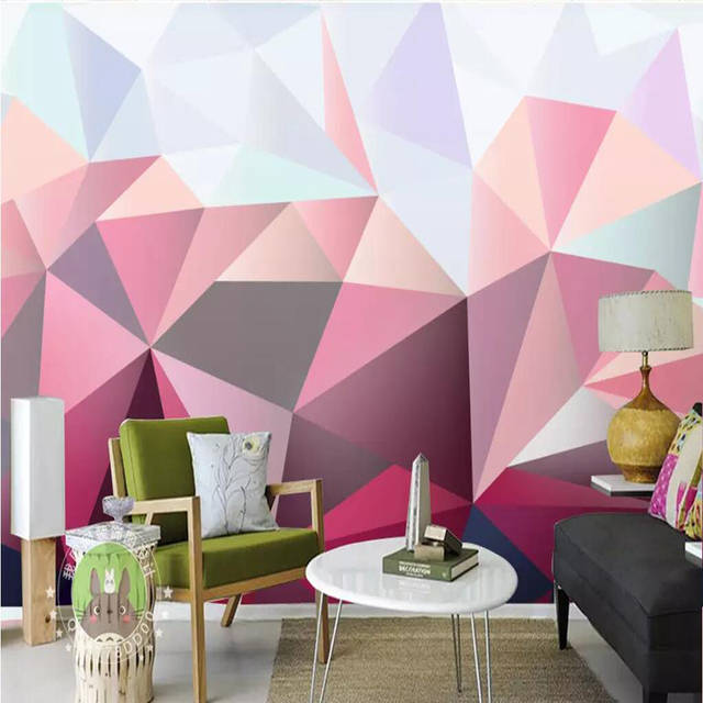 US $22.0 45% OFF|3d Hd Wallpapers Large Wall Decor Ideas Kids Bedroom  Designs Home Goods Wall Art Decorative Wall Murals Room Wallpaper SWtudy-in  ...