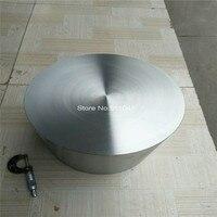 Gr5 titanium rods grade 5 titanium alloy bars 100mm*300mmL,1pc wholesale price