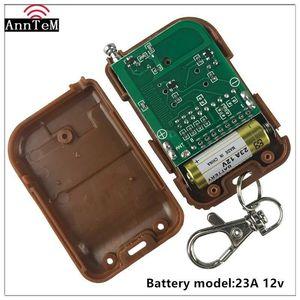 Image 5 - Interruptor de Controle Remoto sem fio 433 mhz rf Transmissor e Receptor kit 4 dc3.3v 3.7 v v 4.5 v Energia Da Bateria De Mini pequeno Controlador de Módulo
