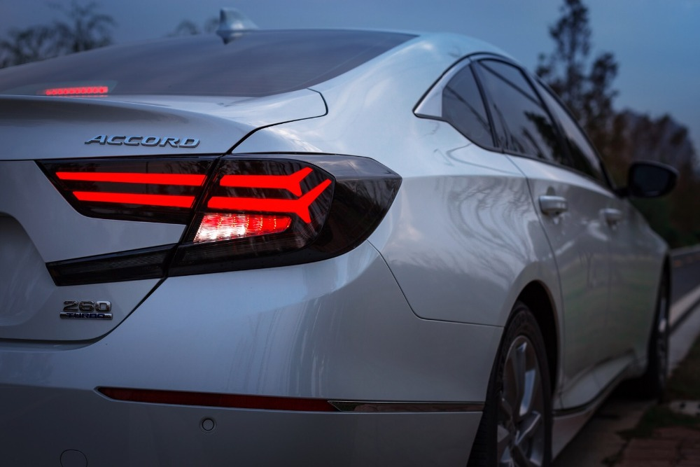 New Products For 2018 Honda Accord Led Tail Light With