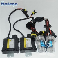55W xenon hid kit xenon H7 H4 H1 H3 H8 H9 H11 9005 9006 4300K 6000K 8000k 1000K slim ballast HID xenon kit 55W headlight bulbs