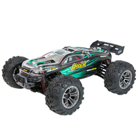 XINLEHONG TOYS 9136 RC Car High speed 1:18 2.4G 4WD RC Cars 40km/H Bigfoot Off Road Truck RTR Toy 2CH Monster Truck Off Road Car