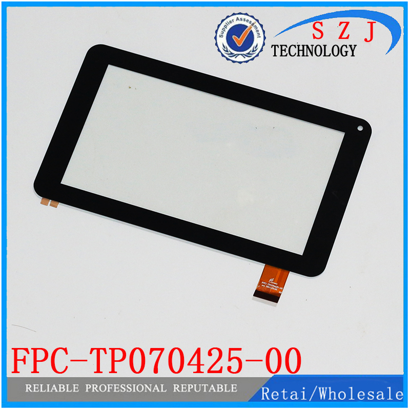 Original 7 inch Tablet PC FPC-TP070425-00 Capacitive Touch screen panel Digitizer Glass Sensor Free Shipping free shipping 7inch touch for tablet capacitive touch screen panel digitizer fpc fc70s786 02 fpc fc70s786 00