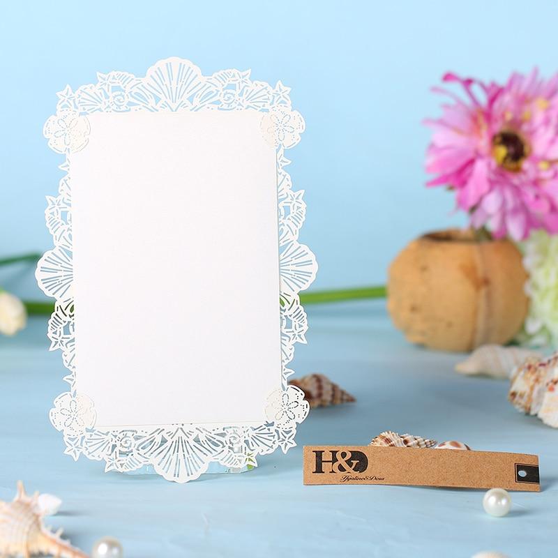 60pcs customiz printing laser cut wedding invitations cards engagement birthday bridal shower invitation party