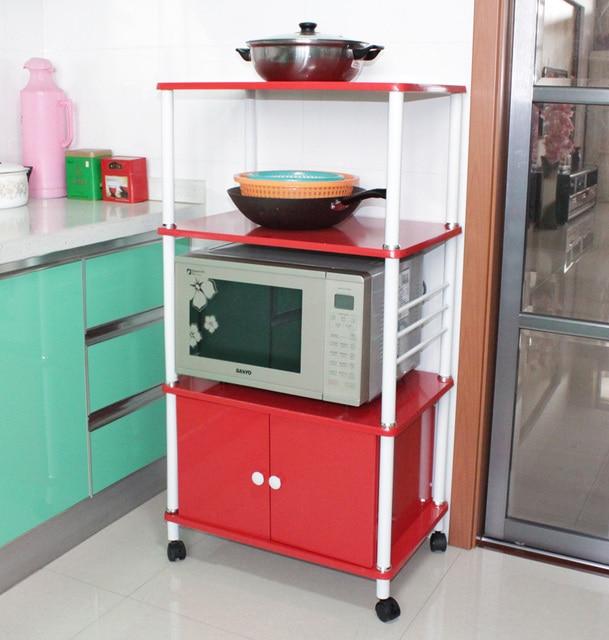 Ponsel Murah Rumah Ke Dapur Rak Microwave Oven Kabinet Zhu Sehari Hari