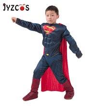 Purimฮาโลวีนเครื่องแต่งกายSpiderman Batman Supermanเครื่องแต่งกายเด็กเครื่องแต่งกายCarnival Superhero Avengers Cosplayเสื้อผ้า