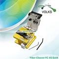 Golden Fiber Cleaver FC-6S High Precision Cleaver com caso
