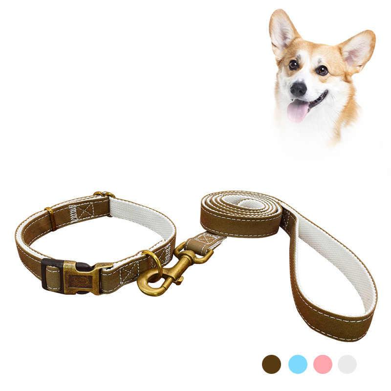 Nylon Dog Collar Custom Tag