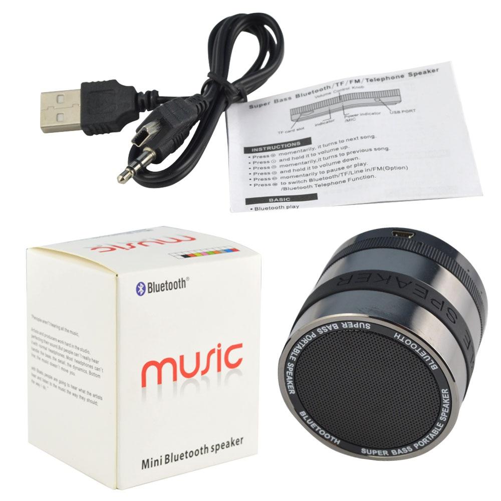 Mini Wireless Bluetooth Speaker Inst Wire Center