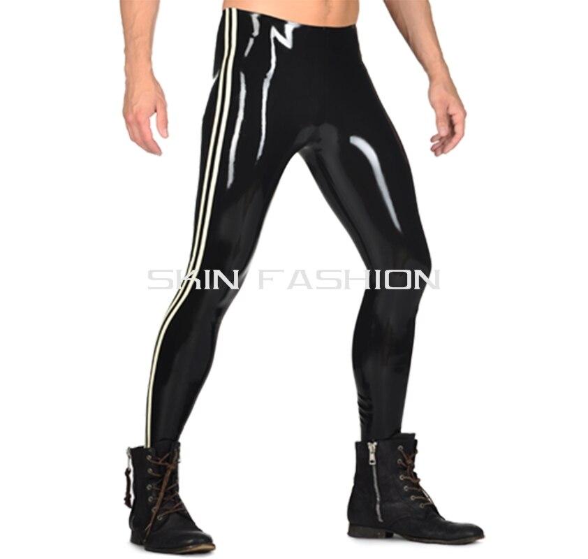 GAMT New Explosion Girl Fake Two Leggings Spring Autumn Winter Trousers Black Autumn 160CM