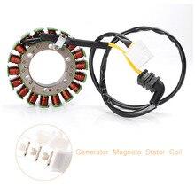 Для HONDA CBR900RR CBR929RR CBR 900 929 RR мотоцикл Магнитный мотор катушка двигателя статора генератор зарядки 2000-2001