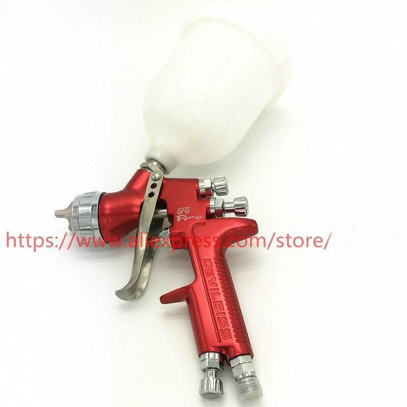 цена на spray gun LVMP High quality England GFG spray gun /paint spray gun/use for car /sprayer gun/air tools