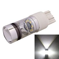 2 Pcs 100 W 1000LM CREE XBD Chips T20 7443 Lâmpada LED Turn Signal Luzes de freio Cauda Back Up Reversa DRL Lâmpadas T20 W21/5 W Lâmpada LED
