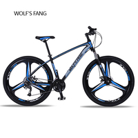 folding Road Bike 27 speed 26inch mountain bike brand bicycle Front and Rear Mechanical Disc Brake Full shockingproof Frame