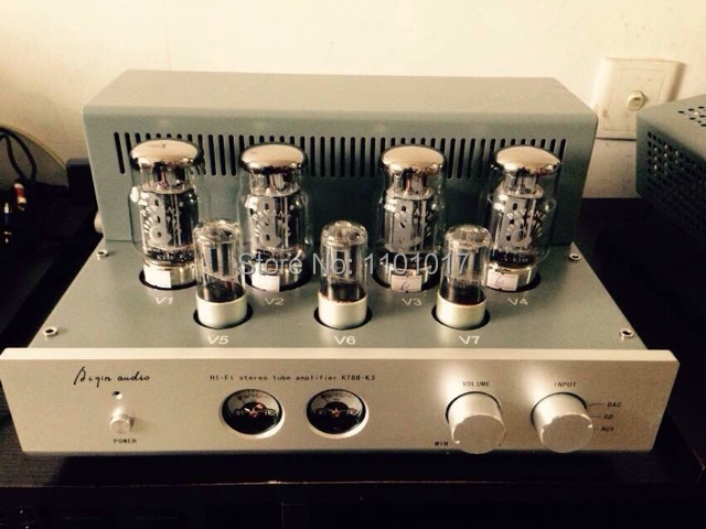 Top Selling OldChen K3 KT88 Push-Pull Tube Amplifier HIFI EXQUIS AIQIN 45Wx2 Class A handmade Scaffolding amp OCK3 top selling oldchen k3 kt88 push pull tube amplifier hifi exquis aiqin 45wx2 class a handmade scaffolding amp ock3