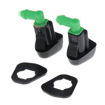 1 Pair Windshield Wiper Washer Spray Nozzle For 1998-2002 Honda Accord S84 C02 Efficiently prolong the Wiper blade life time image