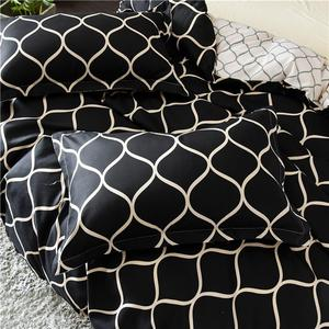 Image 2 - King Duvet Cover Set Comforter Bedding Sets Queen Queen Bed Quilt Covers XS01#