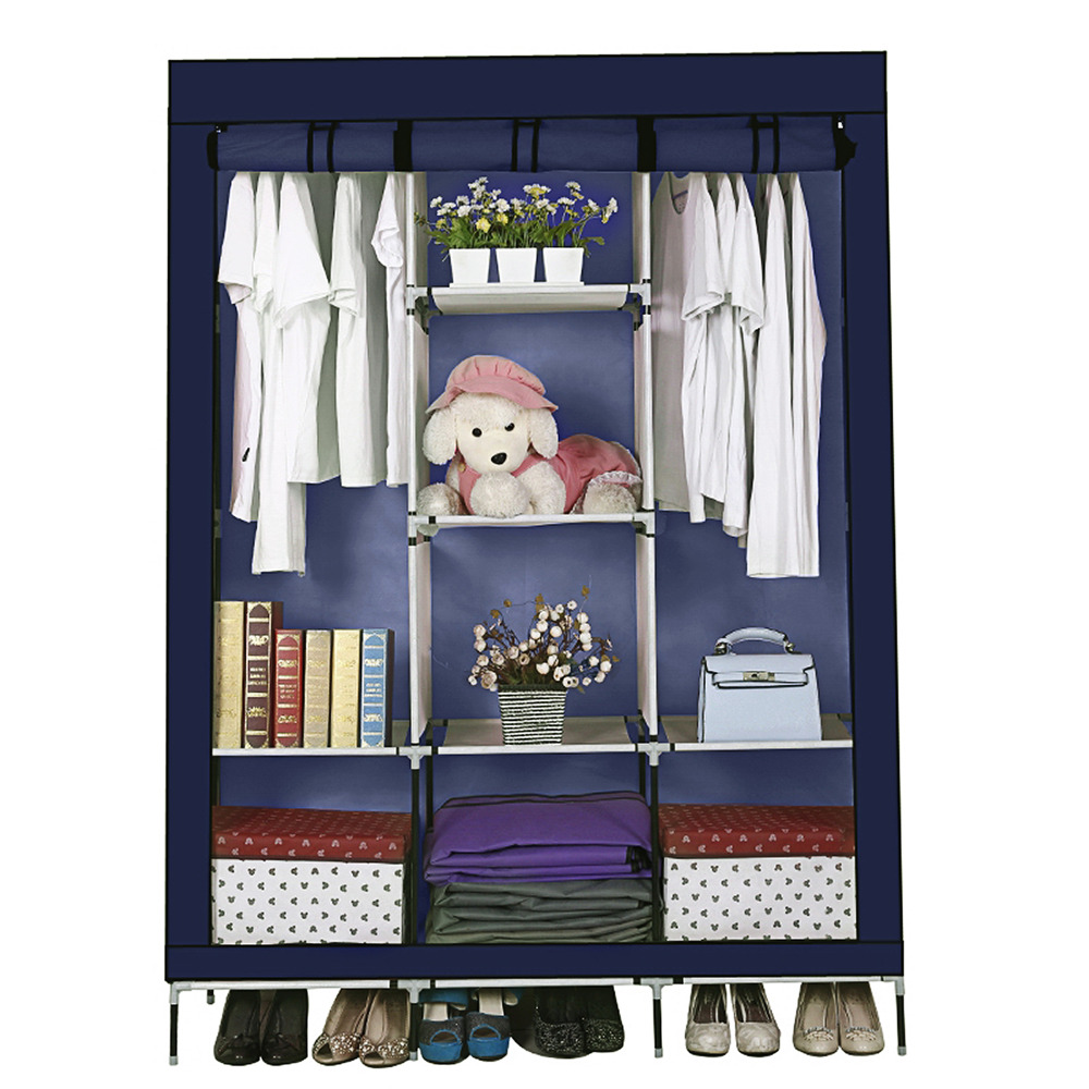 popular portable closet storage buy cheap portable closet