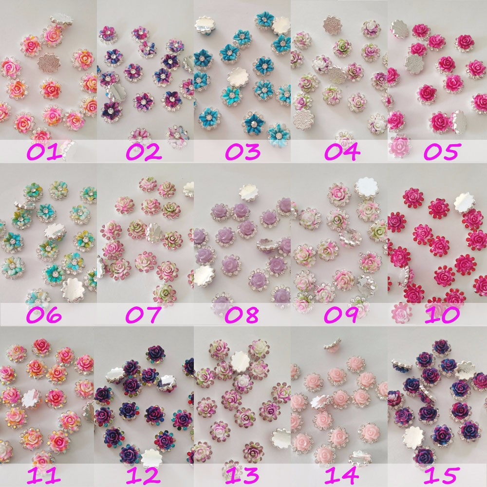 50pcs Manicure Strass Nail Stickers Adhesive Rhinestones For Nails Supplies 3D Nail Art Decorations New Arrive Resin Charms Gem diy template stickers for nails charms flower heart bow stamping nail art manicure guide