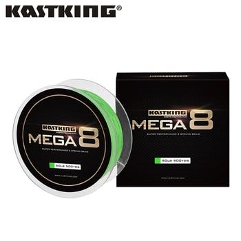 KastKing Mega 8 Braided Fishing Line 450m