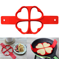 Hot Shapers Fired Egg Die Pizza Pan Mold Pancake Mold Cooking Baking Pies Breakfast Fry Egg