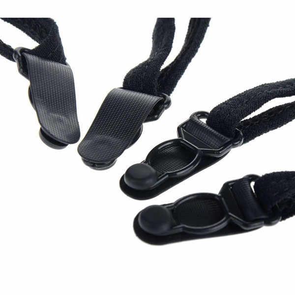 נשים גבירותיי סקסי תחרה פרח ביריות בירית חגורה חוטיני Slim רחב עמוק עבור גרביים מכירה לוהטת