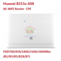 Brand New Original Unlock 150Mbps HUAWEI B315 B315s 608 4G LTE Router With Sim Card Slot And LAN Port