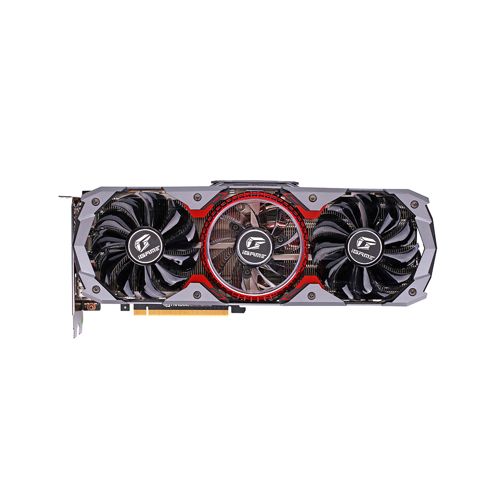 Colorful Graphic-Card Rtx 2070 8G GDDR6 256bit Geforce OC Hard-Core Texture Advanced