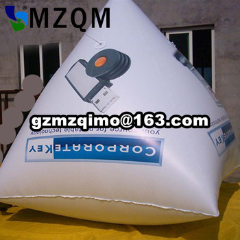 free air ship to door,2m round floating pvc air ball sky balloon,flying circle inflatable advertising helium balloons
