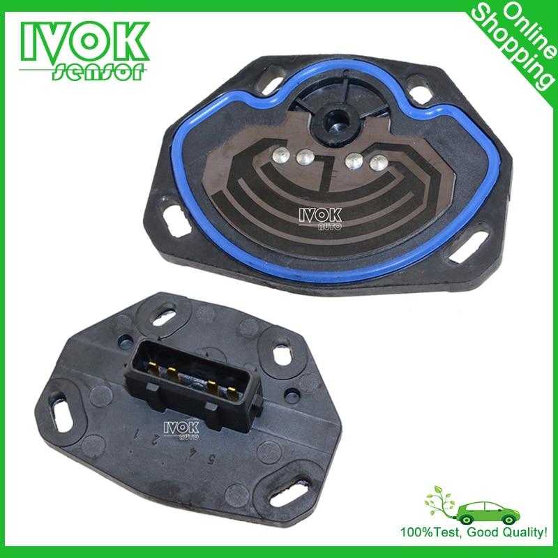 TPS Throttle Position Sensor For Audi 80 VW Golf GL Monoponto Jetta Passat Seat Skoda Renault PEUGEOT CITROEN LANCIA 037907385A  цены