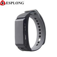 SmartBand talkband K2 Bluetooth часы браслет Портативный говорить SmartBand шагомер Active Фитнес трекер для iOS телефона Android