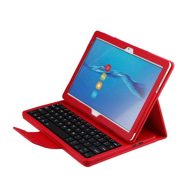 custodia con tastiera huawei mediapad t3 10 lite