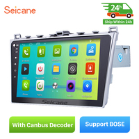 Seicane Android 6 0 10 1inch Car Dvd Gps For Mazda 6 Ruiyi Ultra 2008 2009