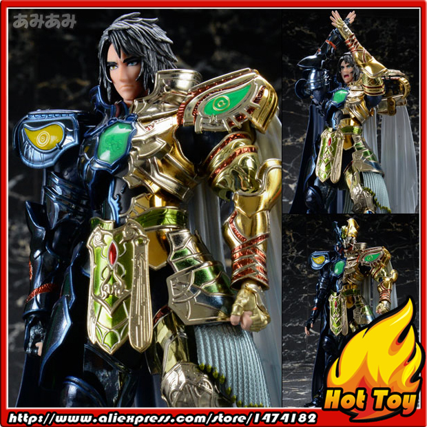 Original BANDAI Tamashii Nations Saint Cloth Legend Action Figure - Gemini Saga from
