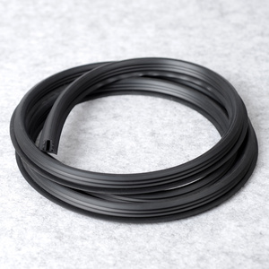 Image 5 - Car Rubber Sound Seal Strip Dashboard Insulation 1.6M U Type Auto Windshield Edges Gap Sealing Strips For Car Accessories