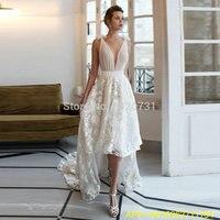 2017 New Hot Selling Custom Made Wedding Dresses Vestido de Noiva Casamento Robe De Mariage Ruffle Tulle Applique Beading