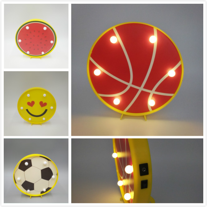 2019 Fashion Emoji Cute Unique Home Decoration 3d Poor Expression Led Touch Night Light 7 Color Changing Remote Control New Year Gift Present Lights & Lighting