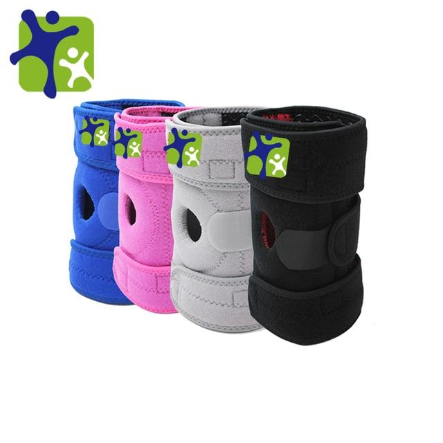 Djustable спорт коленного бандажа поддержка 7912
