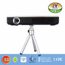 DH-3D88 2016 Newest Smart 3D Android LED WIFI Proyector Full HD DLP Home Cinema resolution 1920*1080 Bluetooth Video Projector