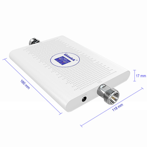 Image 2 - Lintratek NEW 2G 3G Signal Booster 900 2100Mhz GSM WCDMA Dual Band Repeater 900 2100 GSM 3G Booster Ampli AGC 70dB High Gain #8