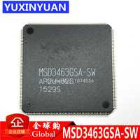 MSD3463GSA-SW MSD3463GSA MSD3463G MSD3463 QFP New original authentic integrated circuit IC LCD chip electronic 1PCS