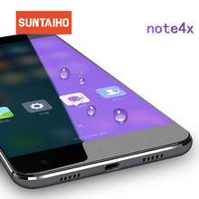 Suntaiho Anti Blue Light Tempered glass For Xiaomi Redmi 4X/Note 4X/5X/MAX2/MIX Full Cover 2.5D 9H Glass film For XiaoMi 5s/5sP(China)
