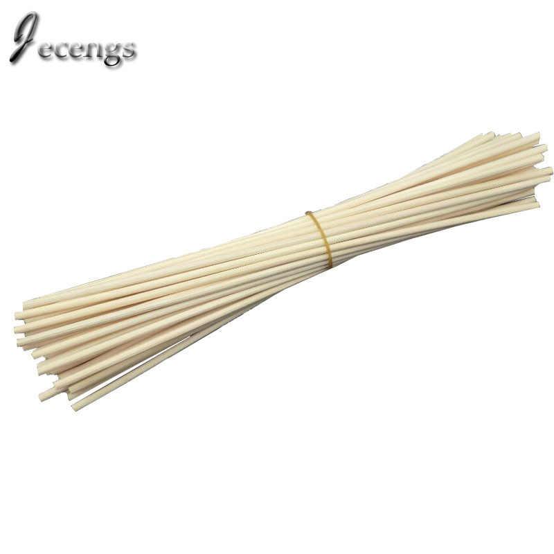32 шт Премиум белые Ротанговые ароматические палочки Сменные палочки 250 мм * 3,5 мм для Loffon