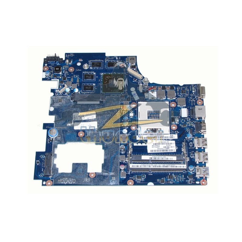 LA-6758P REV 1A for lenovo ideapad g770 laptop motherboard HM65 Radeon HD 6650M DDR3 цена и фото