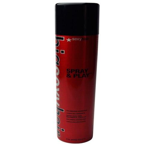 Big sexy hair volumizing hairspray agree, very