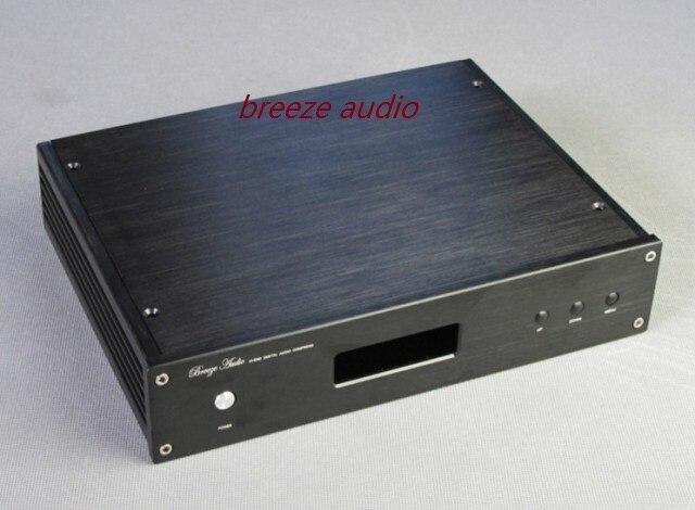Boîtier en aluminium série BRZHIFI BZ2806 pour DAC